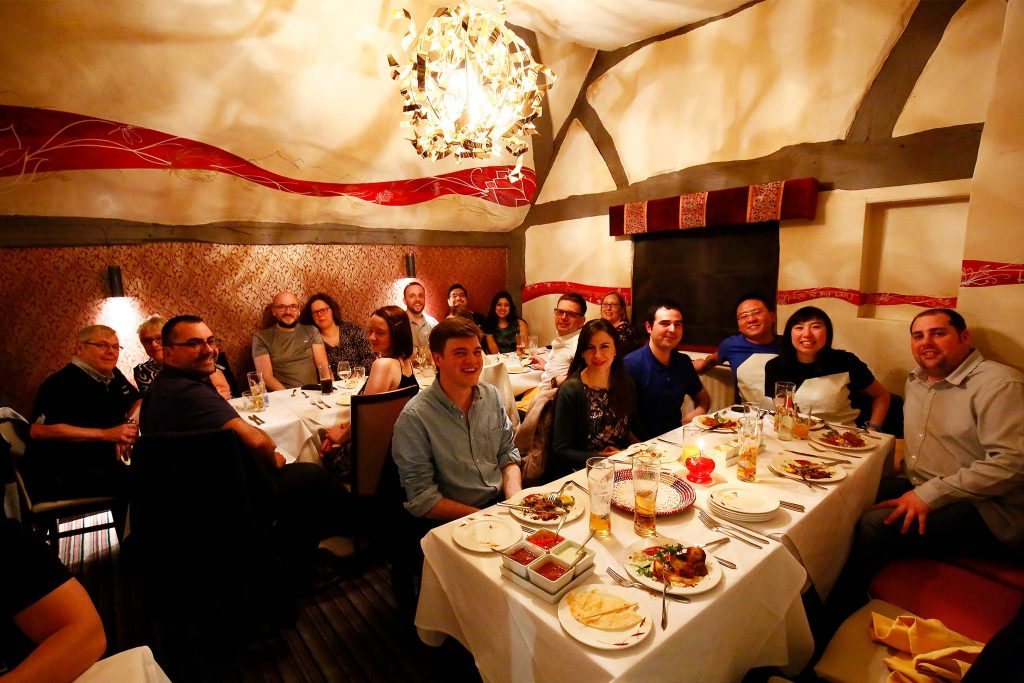 Transtherm_Cooling_Industries_Team_Dinner