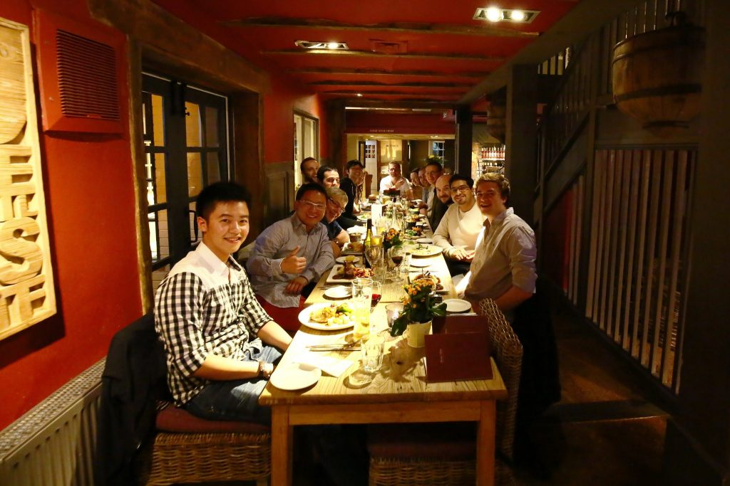 Transtherm_Team_Dinner