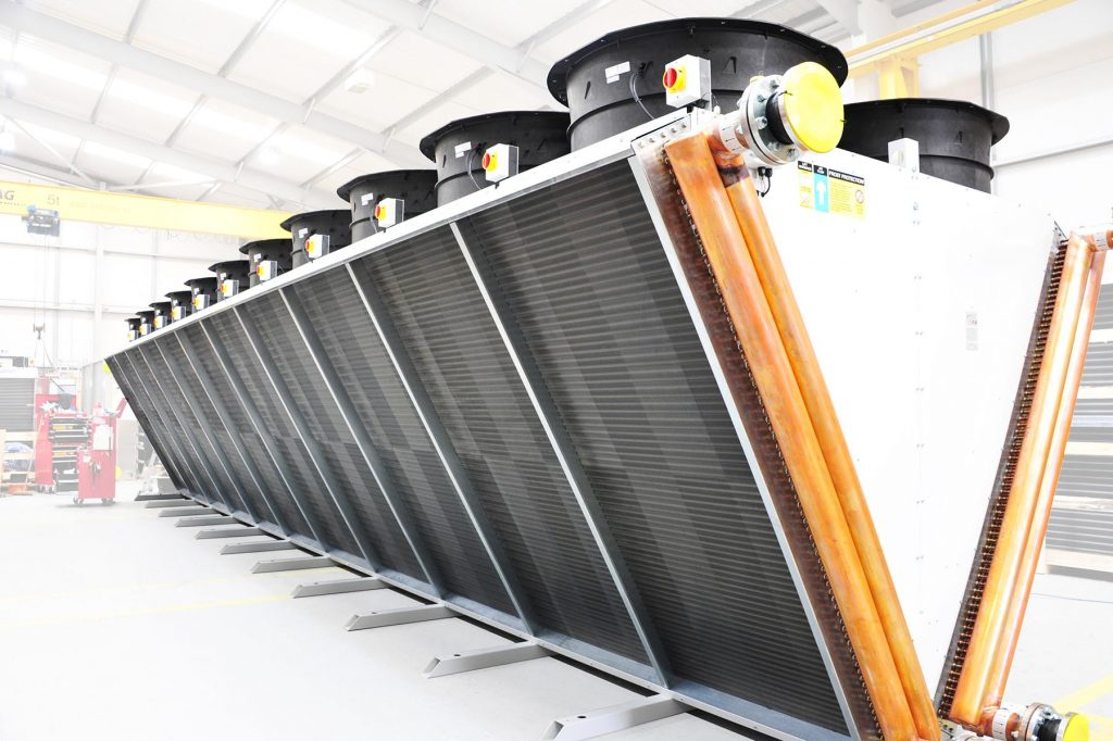 Air Blast Coolers | Dry Coolers - Transtherm