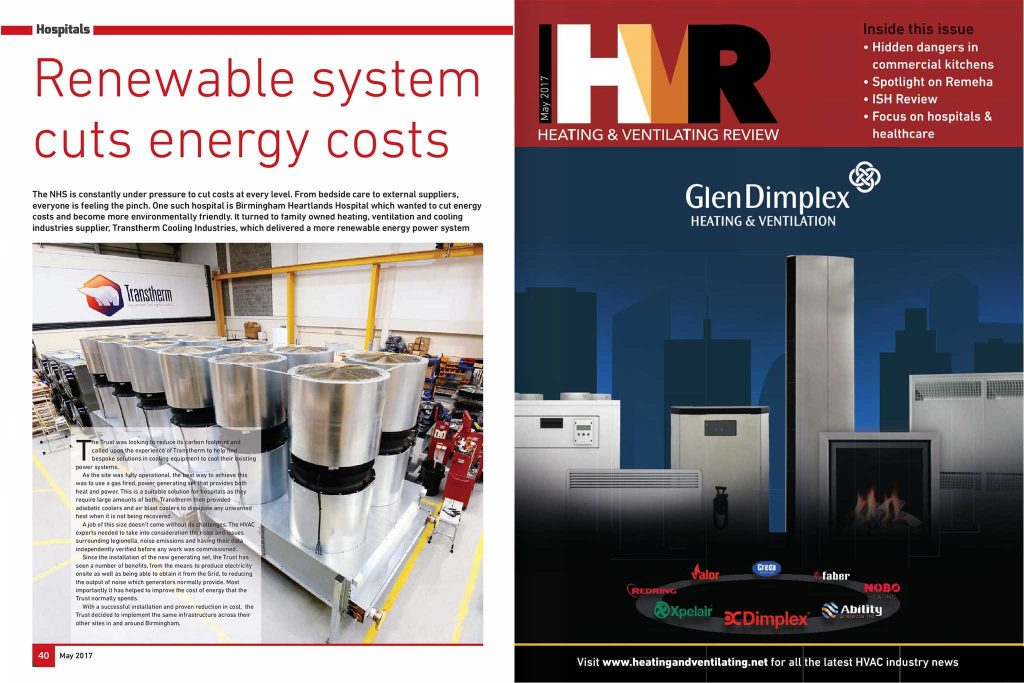 HVR_2017_Transtherm_Cooling_Industries_NHS_Adiabatic_Cooler_Air_Blast_Cooler