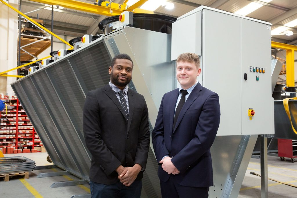 TRANSTHERM STRENGTHENS ENGINEERING TEAM WITH TWO APPOINTMENTS