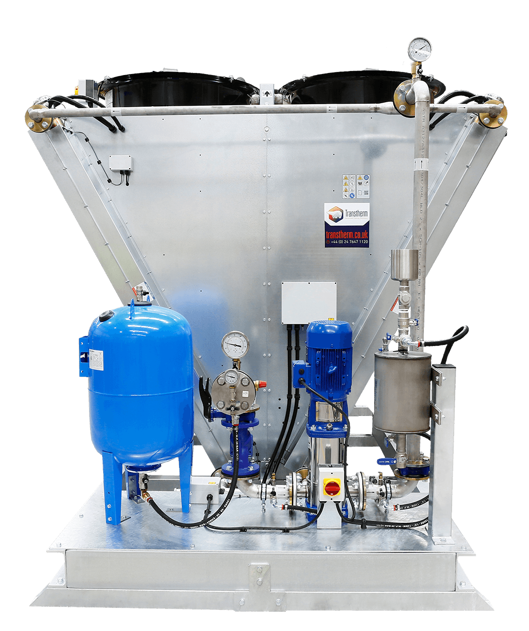 Packaged_Cooler_Pump_Set_Air_Compressor