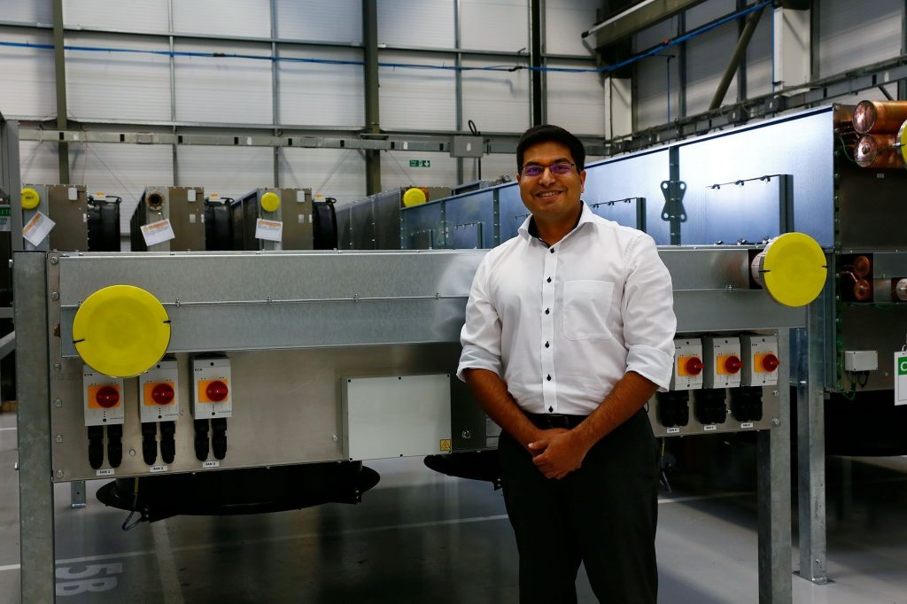 Taking the heat out of biomass for Wessex Water